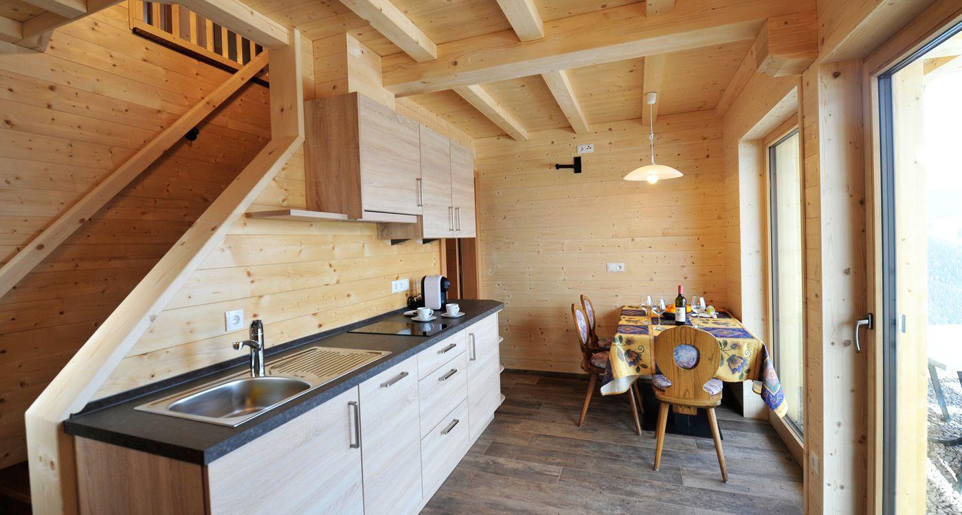 chalet in s dtirol mit blick auf dolomiten natur idyll salten. Black Bedroom Furniture Sets. Home Design Ideas